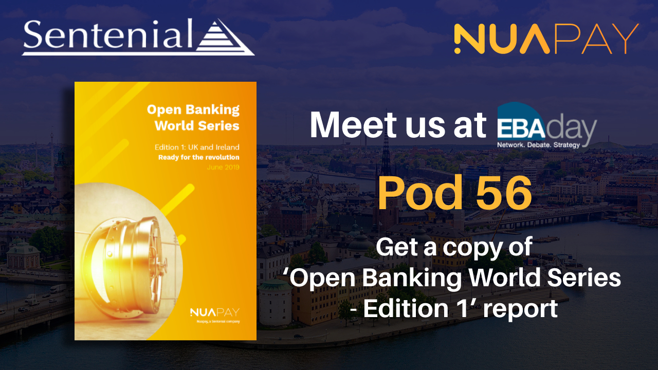 Find out how Nuapay is leading the Open Banking revolution at EBAday