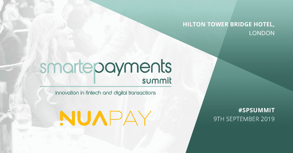 Nuapay to attend the Smarter Payments Summit